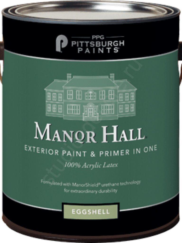 Фасадная акриловая краска manor hall