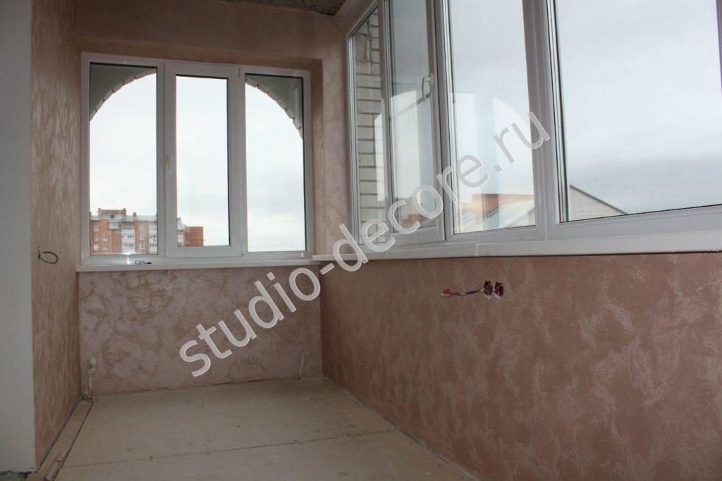 Продажа фасадных и интерьерных материалов, услуги по нанесен.